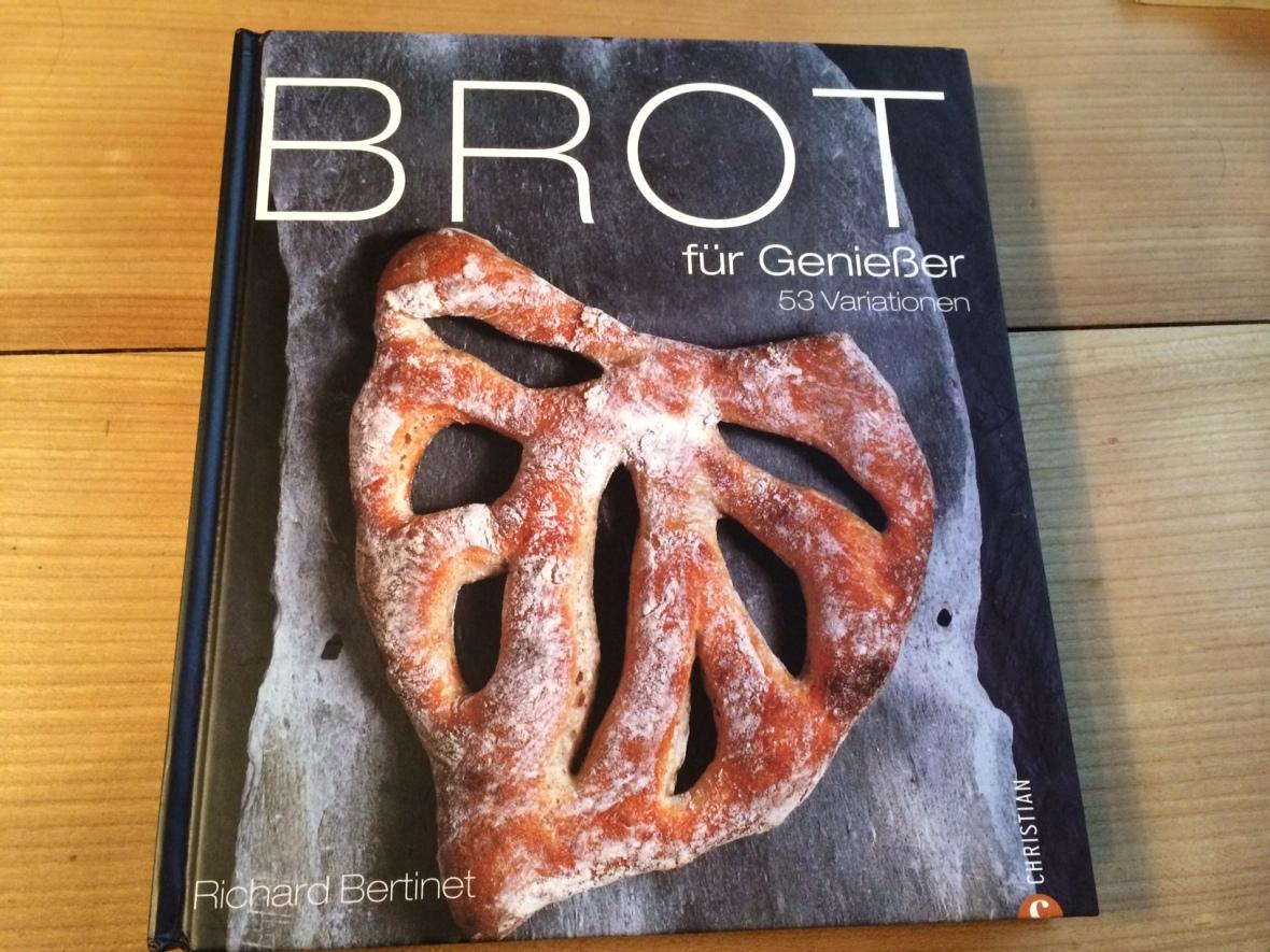 Brot Back Buch