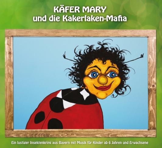 Kaefer Mary-CD